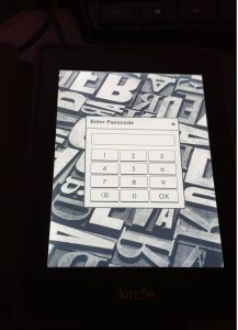 Project: Kindle Paperwhite EY21 rebooting constantly